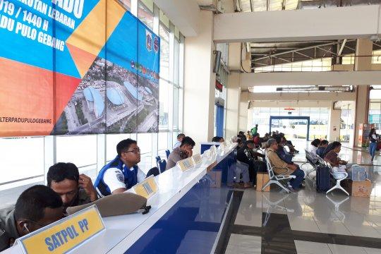 Tidak ada pengamanan khusus Terminal Pulo Gebang pascabom Kartasura