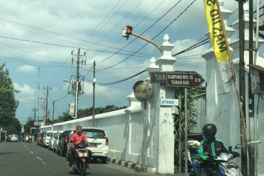 Yogyakarta terapkan manajemen lalu lintas di sekitar lokasi wisata