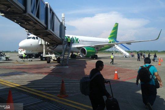 42.383 pemudik tiba di Bandara Minangkabau selama H-7 hingga H-1