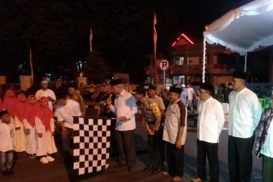 Ratusan peserta ikut Festival Pawai Takbiran di Kota Ternate