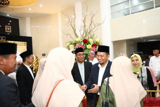 Pj Wali Kota Makassar gelar open house
