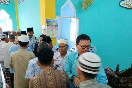 133 warga binaan Lapas Lubukbasung terima remisi Lebaran