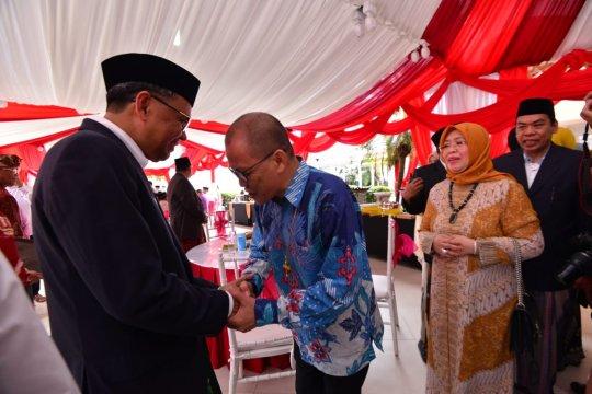 Gubernur harap Wali Kota perhatikan akses pejalan kaki