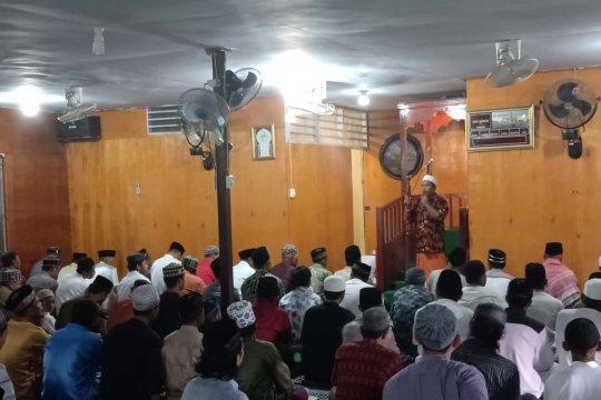 Shalat Id diadakan mushala Polres