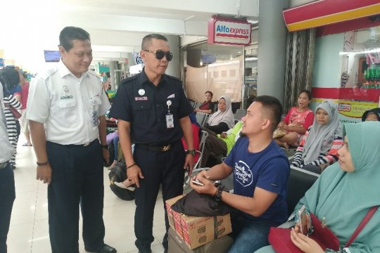Manajemen KAI Sumut bersiap layani arus balik penumpang Lebaran