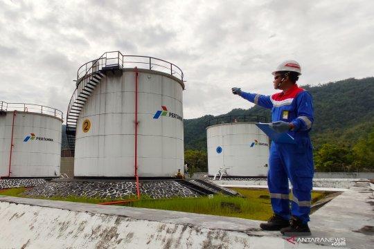 Pertamina perbatasan Sulut tetap bekerja saat Lebaran