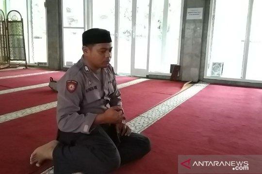 Kerja ikhlas cara Bripka Arif bertahan tugas di Jakarta