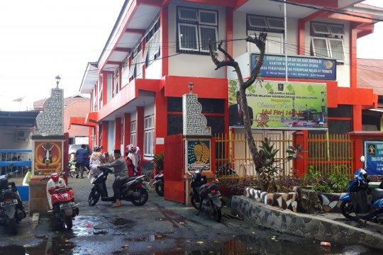 515 napi lapas dan rutan di Maluku Utara peroleh remisi Idul Fitri