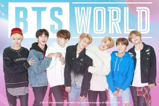 Game simulasi BTS World akan hadir 26 Juni 2019