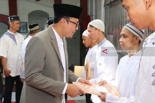 Enam narapidana Lapas Nyomplong Sukabumi dapat remisi langsung bebas