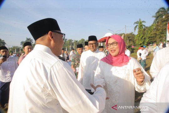 Idul Fitri momentum meredakan tensi politik