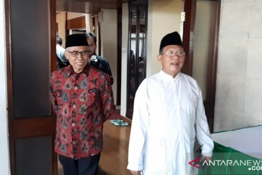 Begini suasana gelar griya di rumah dinas Darmin Nasution