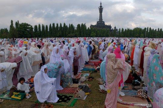 Idul Fitri stabilkan gejolak sosial usai Pemilu