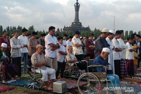 Khatib ajak umat Islam di Bali kembali bersatu pascapemilu 2019