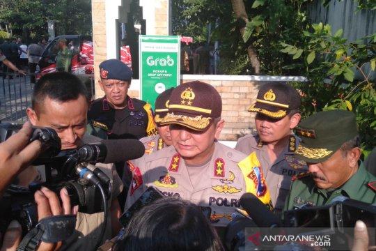 Kapolda: Pelaku peledakan Kartasura berbaiat melalui medsos
