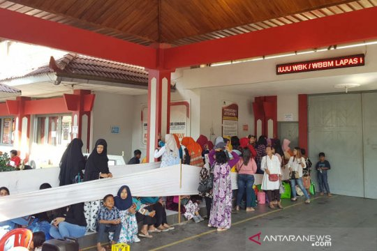 Lapas Kedungpane Semarang perpanjang waktu kunjungan selama Lebaran