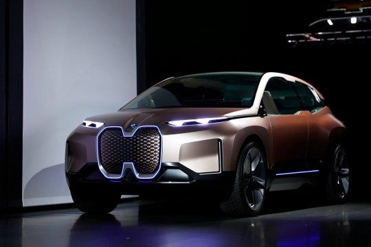 BMW tawarkan lima mobil listrik baru mulai tahun depan