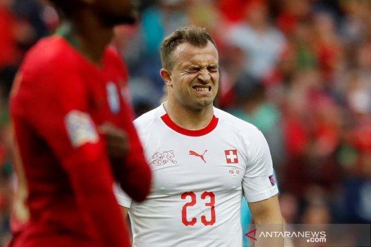 Sesal Swiss, dominasi tanpa kemenangan