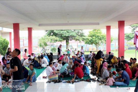 565 warga binaan Lapas Banyuasin dapat remisi