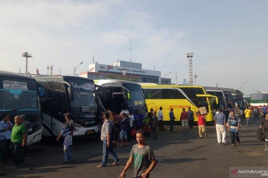 Pemudik Terminal Tanjung Priok tembus angka 13.000