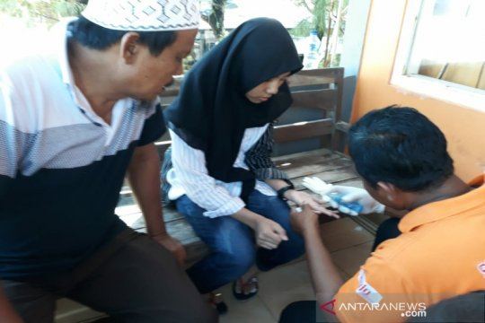 Puluhan wisatawan Pantai Gunung Kidul tersengat ubur-ubur
