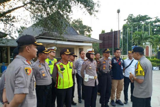 Polres Majalengka perketat keamanan destinasi wisata