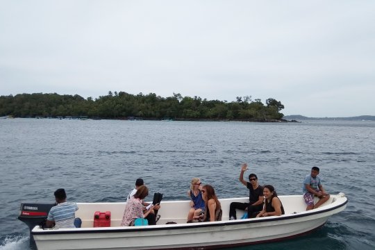 Wisata domestik padati objek wisata di Sabang