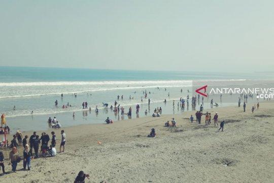 Dua warga Yaman tenggelam diselamatkan di Pantai SBH Palabuhanratu