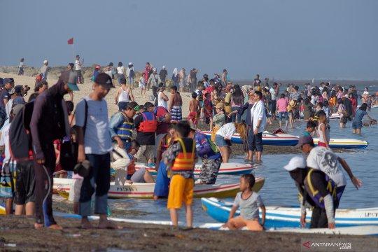 BPS: kunjungan wisatawan asing ke Bali turun 7,83 persen