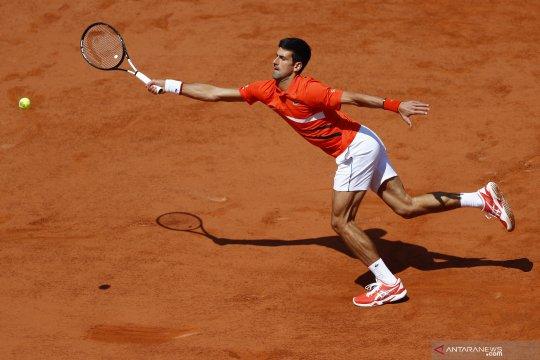 French Open; Novak Djokovic vs Alexander Zverev