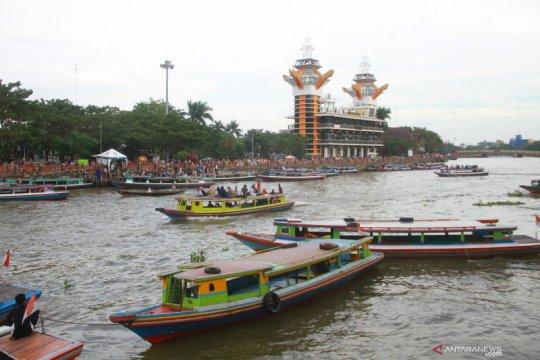 Masyarakat Banjarmasin gencarkan wisata susur sungai