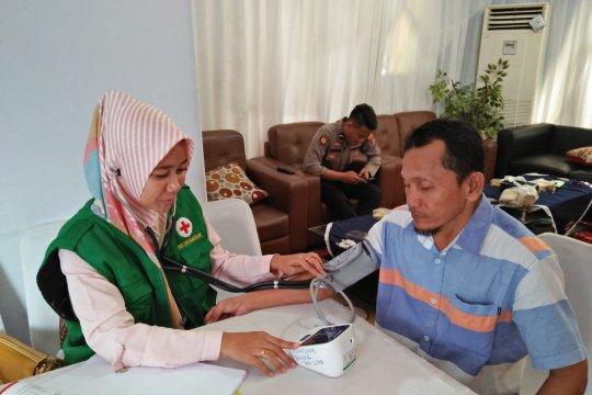 Posko kesehatan Tangerang periksa 44 pemudik, mayoritas batuk