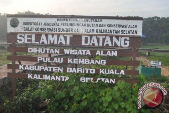 Objek wisata Kalsel masih sepi pengunjung