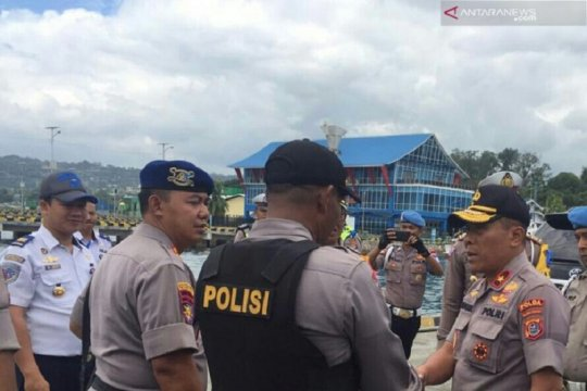 Polisi: Tersangka konflik Buton bertambah 38 orang