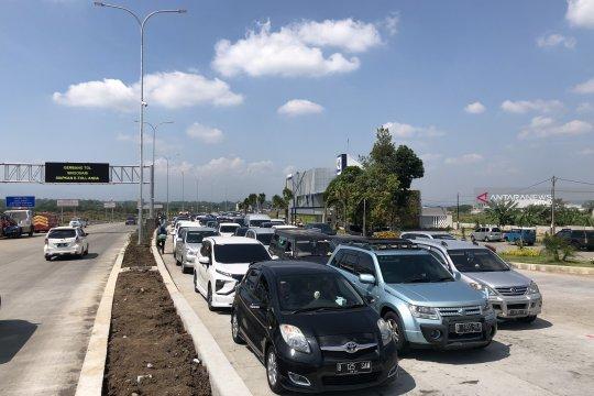 Libur Lebaran, Tol Pandaan-Malang dilalui 25.000 kendaraan per hari