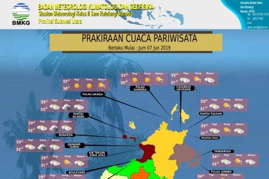 BMKG siapkan peta cuaca destinasi wisata mudahkan masyarakat melancong