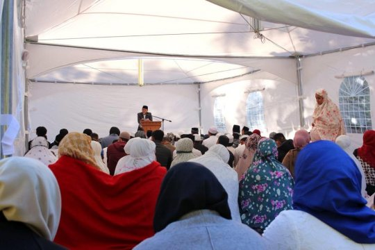 WNI rayakan Idul Fitri di Pretoria diajak perkuat silaturahmi