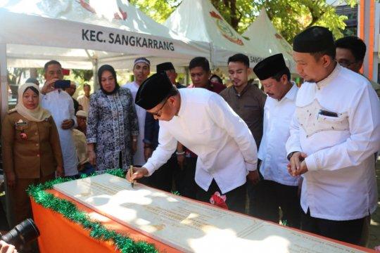 Gubernur Sulsel resmikan kantor pelayanan di Sangkarrang Makassar