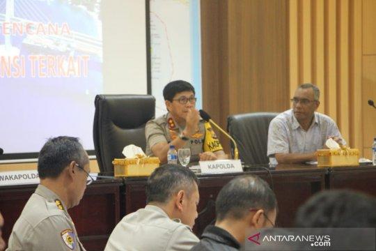 Kapolda Maluku: BPBD tangani bencana tanah bergerak di IAIN