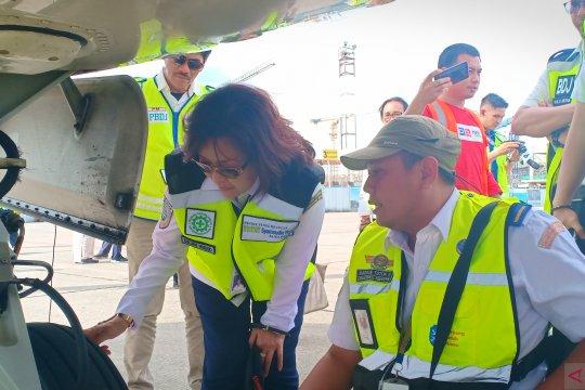 Kemenhub: Arus mudik di Bandara Syamsudin Noor tertangani baik