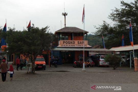 106 wisatawan tersengat ubur-ubur di Parangtritis