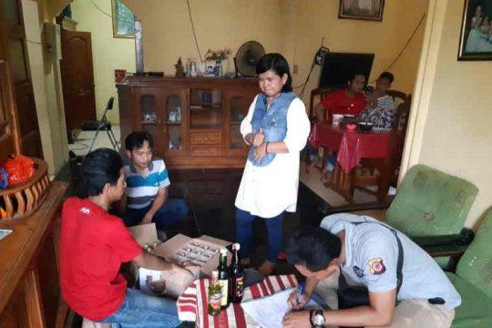 Antisipasi tawuran, Polres Cirebon gelar razia minuman keras