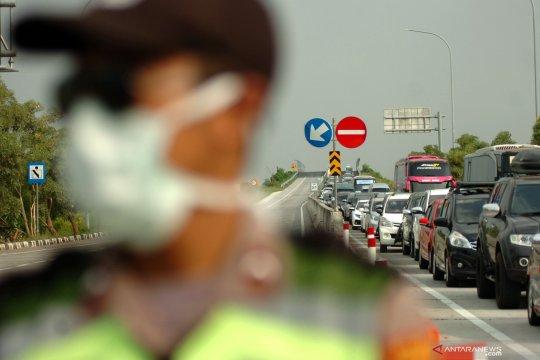 Pencemaran udara di pantura juga meningkat saat libur Lebaran