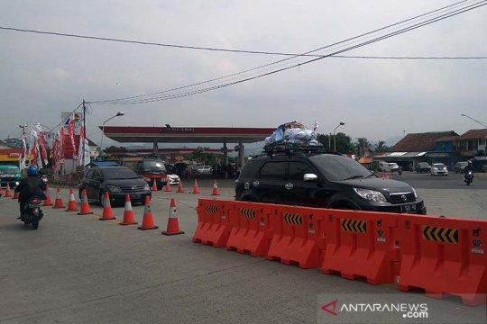 Arus kendaraan di selatan Jateng didominasi pergerakan lokal