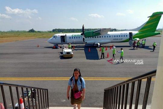 Puncak arus balik di Bandara Notohadinegoro diprediksi Minggu