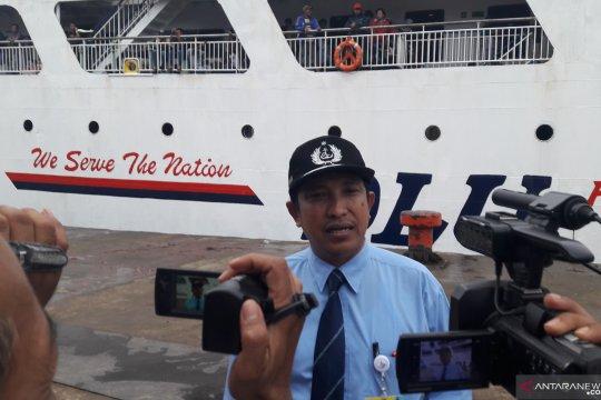 KM Satya Kencana lll angkut 700 penumpang arus balik ke Banjarmasin