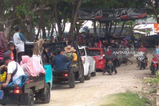 Balawista: H+2 Lebaran puncak kedatangan wisatawan ke Geopark