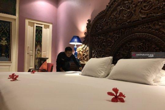 Tingkat okupansi hotel di Kota Malang tembus 90 persen selama Lebaran