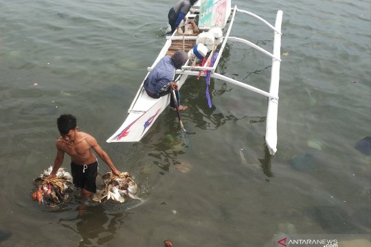 Nelayan Takalar mulai melaut