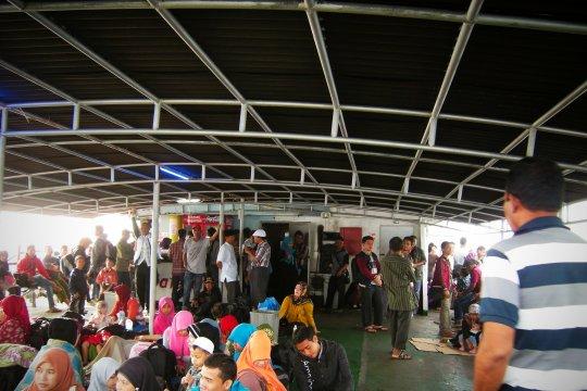 Kapal Ferry layani hingga lima trip Banda Aceh - Sabang